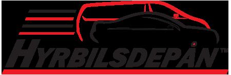Hyrbilsdepån Logo